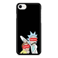 Rick And Morty Dope iPhone 8 Case
