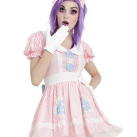 Pastel Doll Costume Dress