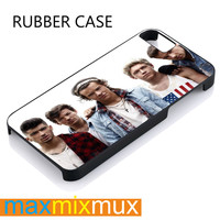 One Direction Cool iPhone 4/4S, 5/5S, 5C, 6/6 Plus Series Rubber Case