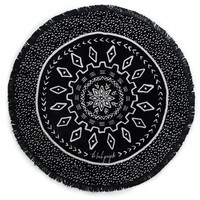 The Beach People - Dreamtime Round Towel