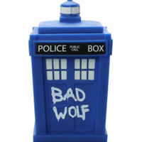 "Doctor Who Titans 6 1/2"" Bad Wolf TARDIS Vinyl Figure"