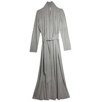 Matchplay Long Luxury Knit Robe | Luxury Loungewear | Designer Robe | Between the Sheets Sleepwear