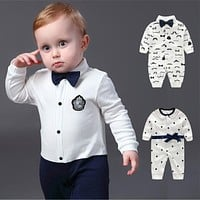 Baby Boy Clothes Cotton Newborn Baby Clothes Baby Boy Clothing Sets Infant Jumpsuit