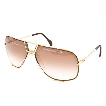 Cazal 902 Gold Sunglasses