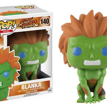 Blanka Street Fighter Funko Pop! Figure #140
