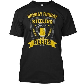 Sunday Funday Pittsburgh Football Beers