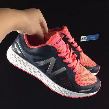ONETOW cxon new balance cushion breathable black red for women men running sport casual shoes sneakers
