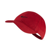 Nike Swoosh Preschool Boys' Adjustable Hat Size 1SZ (Red)