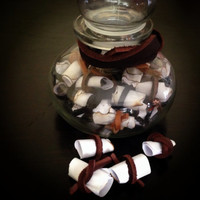 Love Notes In A Jar (Free Shipping To USA)