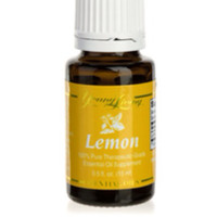 Lemon Young Living 100% pure essential oil