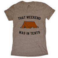 That Weekend Was In Tents - Coffee