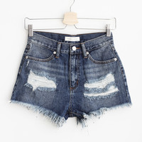Russo Denim Shorts