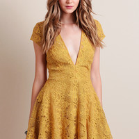 Sienna Mini Dress By For Love & Lemons