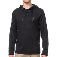 Volcom Burnt Long Sleeve Knit Burnout Thermal at Zumiez : PDP