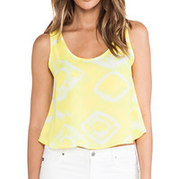 Eight Sixty Tank in Yellow