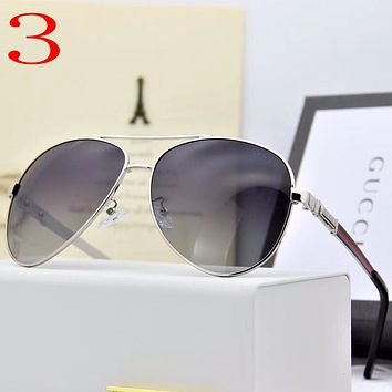 Perfect Gucci Fashion Men Summer Sun Shades Eyeglasses Glasses Sunglasses
