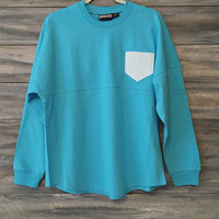 Monogrammed Long Sleeve Youth or Adult * free shipping *