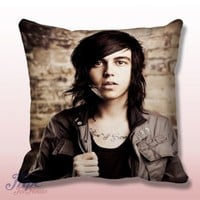 Kellin Quinn Sleeping With Sirens Vocalist Pillow Cover – MPCTeeHouse