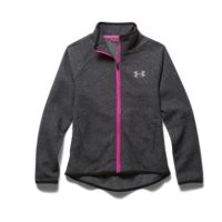 Under Armour Girls' UA ColdGearInfrared Fleece Full Zip