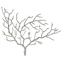 Arteriors Home Edwin Tree Branch Metal Wall Sculpture - Arteriors Home 2625