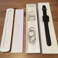LMFGQ6 apple watch series 2 42mm space grey