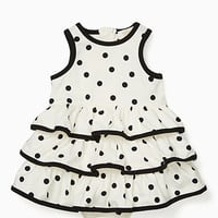 babies' tiered ruffle dress set | Kate Spade New York