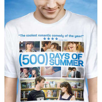 500 Days of Summer (UK) 27x40 Movie Poster (2009)