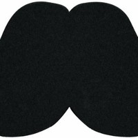 Mustard NG5047 Door Mat, The Moustache