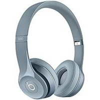 Beats by Dr. Dre 900-00148-01 Solo 2 On-Ear Headphones - Grey
