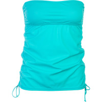 Hurley One & Only Solids Bandini Tankini Top - Women's