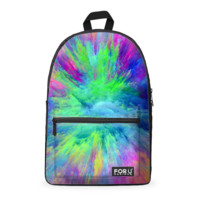 Clouds Of Color Backpack