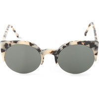 Retro Super Future 'Lucia Francis Puma' sunglasses