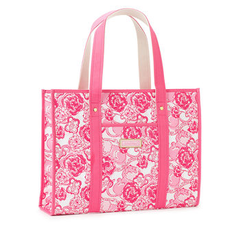 Lilly Pulitzer The Original Tote- Phi Mu