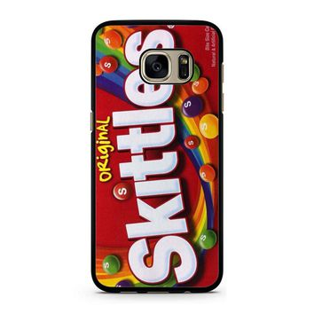 Skittles Cover Samsung Galaxy S7 Case