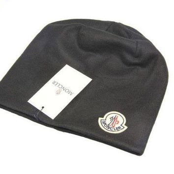 CREYUIB Moncler Style 1 Cable Knit Beanie