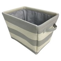 Circo™ Linen Striped Tote - Gray Birch