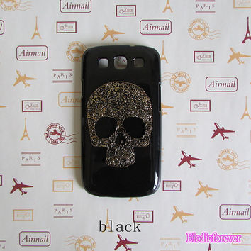 70% OFF On Sale Iphone Case,Skull Samsung Galaxy S3 i9300 case, Samsung Galaxy i9300 case,Skull Samsung Galaxy s3 case,Samsung Galaxy case