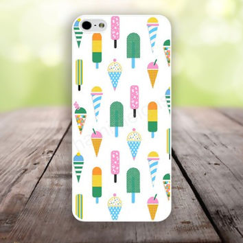 iphone 6 cover,Cartoon ice cream colorful iphone 6 plus,Feather IPhone 4,4s case,color IPhone 5s,vivid IPhone 5c,IPhone 5 case Waterproof 762
