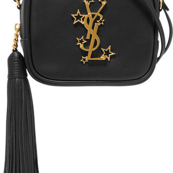 Saint Laurent - Monogramme Blogger leather shoulder bag