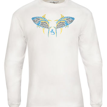 Men's Tunariffic L/S UV Fishing T-Shirt