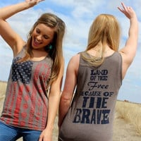 *NEW* Crazy Train Land of The Free Tank