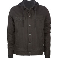 FOX Dunkirk Mens Hooded Denim Jacket 198512100 | Jackets | Tillys.com