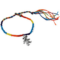 Grateful Dead - Dancing Bear Friendship Bracelet on Sale for $2.99 at HippieShop.com