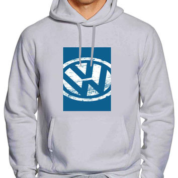VW Volkswagen Logo For Man Hoodie and Woman Hoodie S / M / L / XL / 2XL *02*