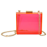 Juicy Couture Handbag, Lucite Minaudiere Bag - Clutches & Evening Bags - Handbags & Accessories - Macy's