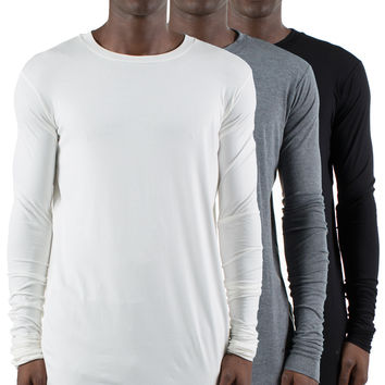 LONG SLEEVE 3-PACK