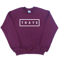 TRXYE Jumper - Troye Sivan - Viral Youtube Music Video - Various Colours Available Unisex Sweatshirt