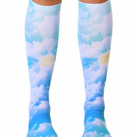 Daylight Knee High Socks