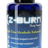 """Z-burn -- 30 Capsules -- Night Time Fat Loss Supplement - """"Sleep Great, Lose Weight!"""" Guaranteed Results"""