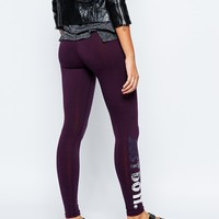 Nike Leg-A-See Just Do It Legging With Camouflage Logo
